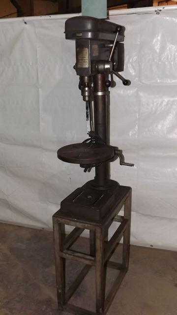 14 Cummins Drill Press Industrial Machinery Machine