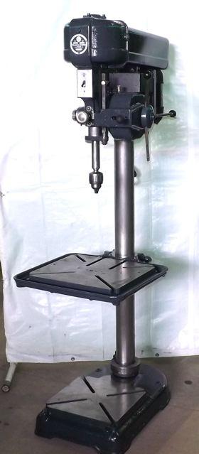 20 Walker Turner Drill Press Industrial Machinery