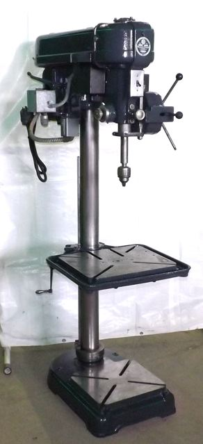 20 Walker Turner Drill Press Industrial Machinery