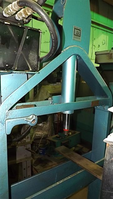 H Frame Presses : Industrial Machinery, Machine tool sales