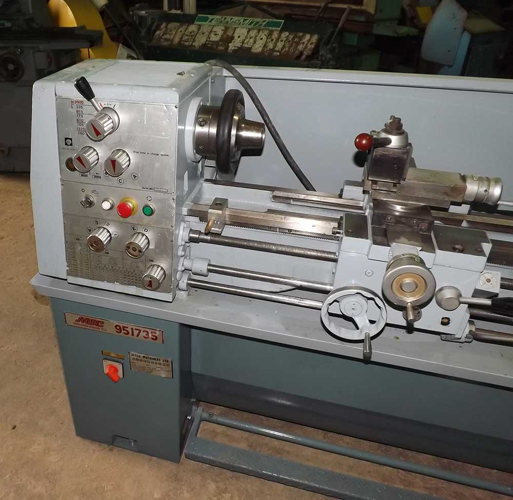13 X 40 Msc Lathe 1 3 8 Spindle Hole For Sale Call