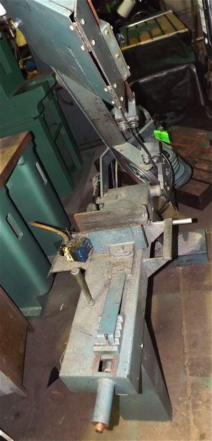 8 x 14 MSC    HORIZONTAL BAND SAW : Industrial Machinery