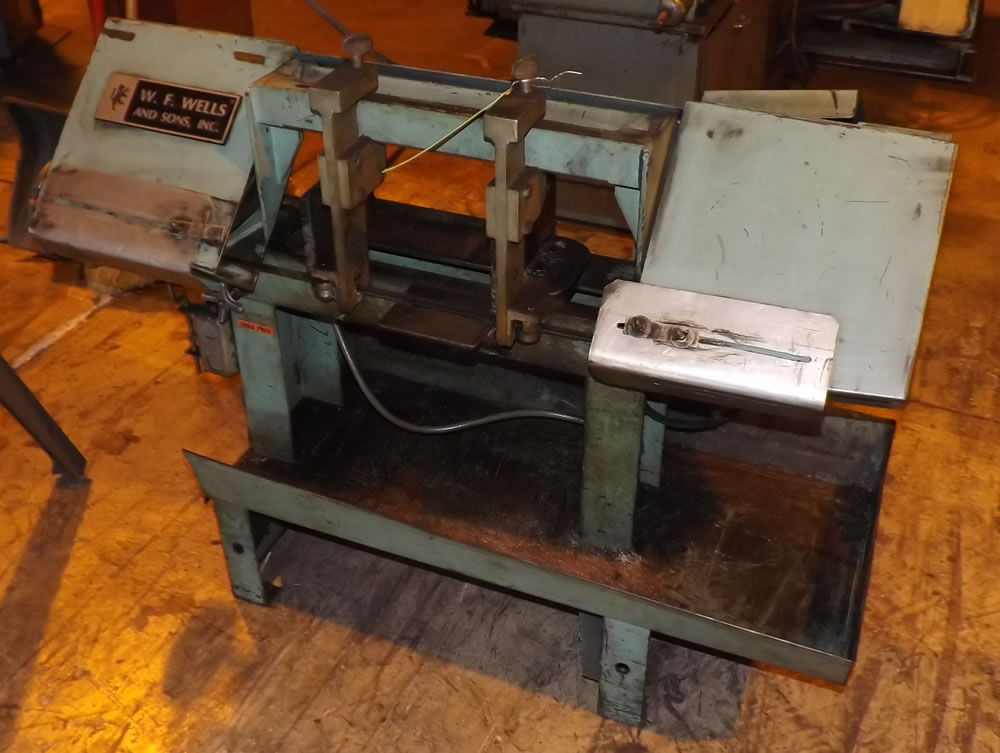 Horiz  Band Saws - New & Used : Industrial Machinery