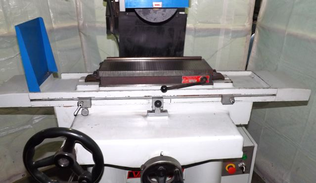 6 x 18 VECTRAX     HAND OPERATED SURFACE GRINDER : Industrial