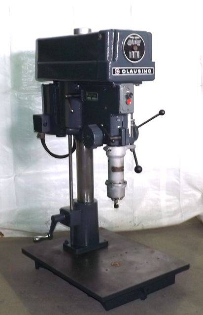 15 CLAUSING     BENCH MODEL DRILL PRESS : Industrial