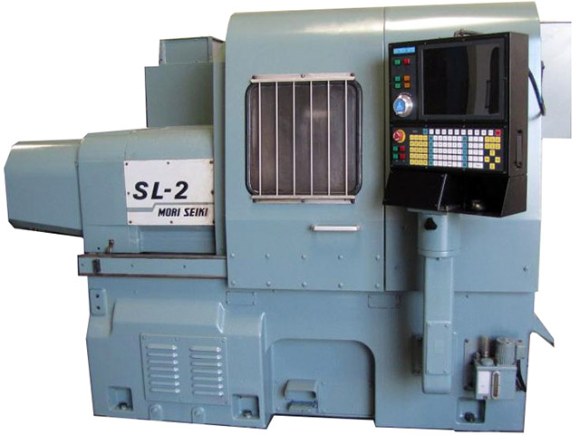 CNC Lathes - Slant Bed : Industrial Machinery, Machine tool