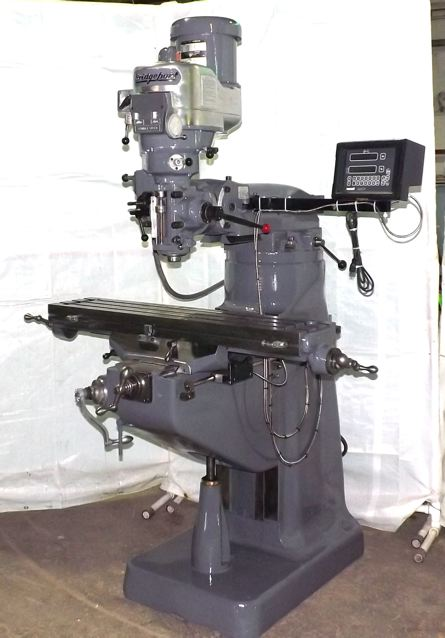 Bridgeport Mill For Sale >> New Milling Machines And Used Milling Machines Used