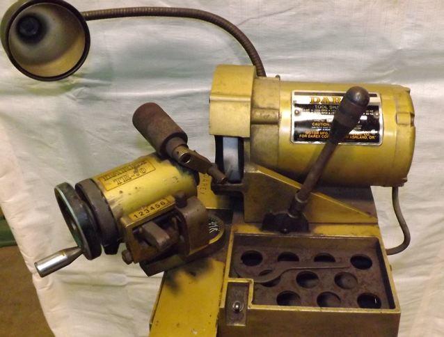 0 1 Darex Tap Reamer Countersink Sharpener