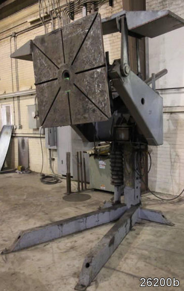 6000 LBS P & H ... WELD POSITIONER - Click Image to Close