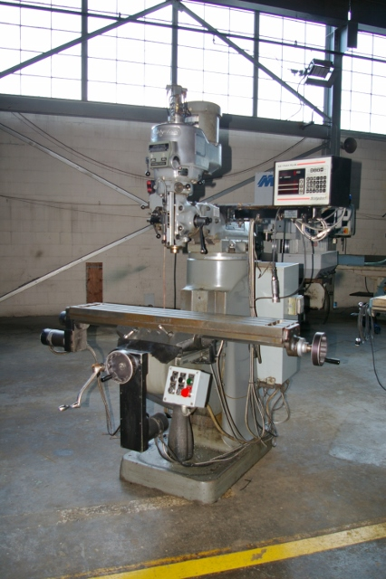 New CNC Mills and Used CNC mills for sale - Large Inventory