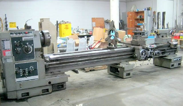33 x 157 SOUTH BEND     LATHE 4-1/8 SPINDLE HOLE