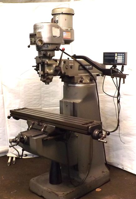 Bridgeport Mill For Sale >> New Milling Machines And Used Milling Machines Used Bridgeport