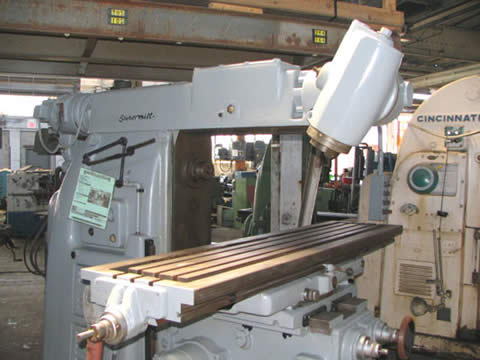 supermill milling machine