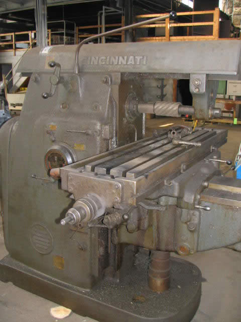 milwaukee horazantal mill service