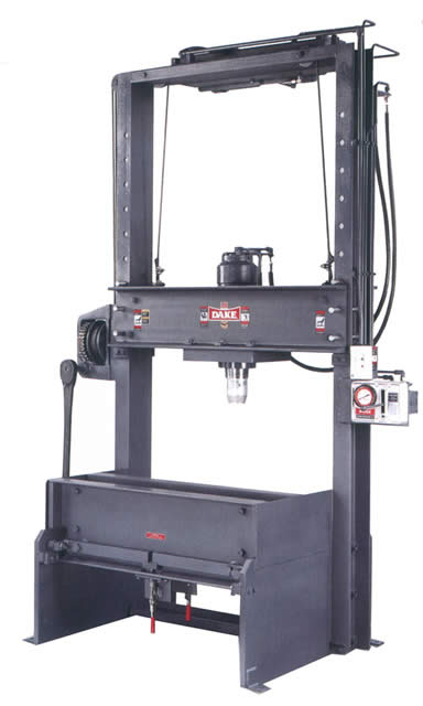H Frame Presses : Industrial Machinery, Machine tool sales