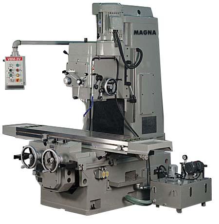 magna milling machine