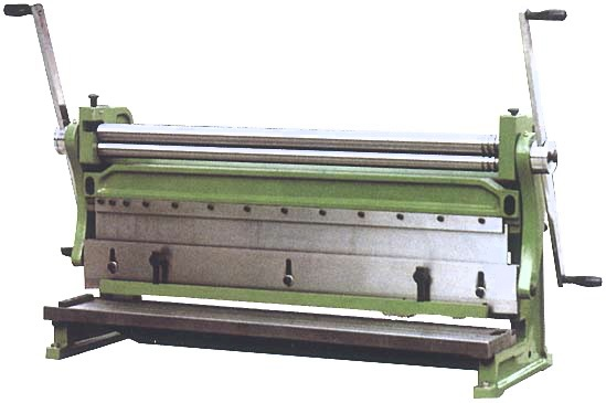 3 In 1 Roll Shear And Brake Industrial Machinery