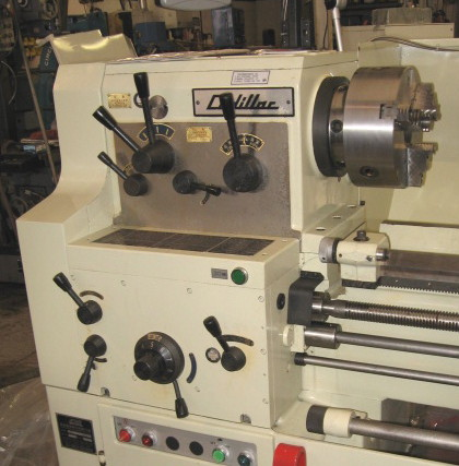 New 22 X 40 22 X 60 And 22 X 100 Cadillac Lathe Model