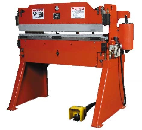 used hydraulic press brake machine