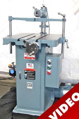 keyseater machine