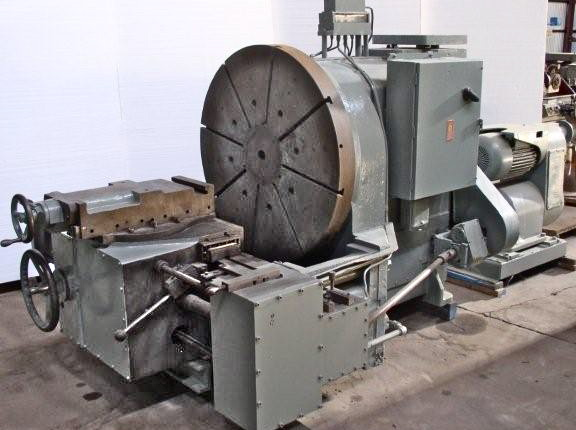 42 Swing Star T Lathe 2 Spindle Hole