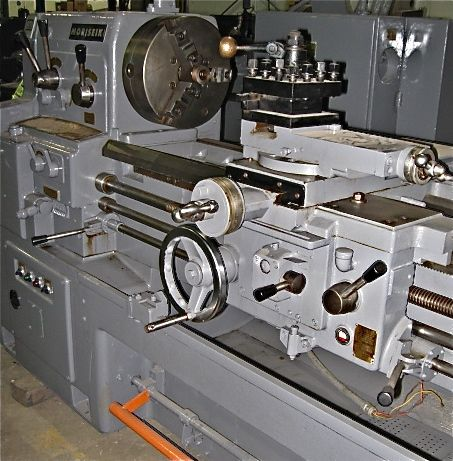Used 18 x 50 Mori Seiki Lathe Model 1850-G For Sale By