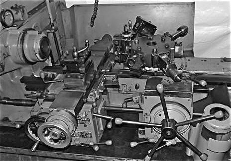 turret lathe vs engine lathe. #5 ram type warner \u0026 swasey turret lathe 3\ turret lathe vs engine
