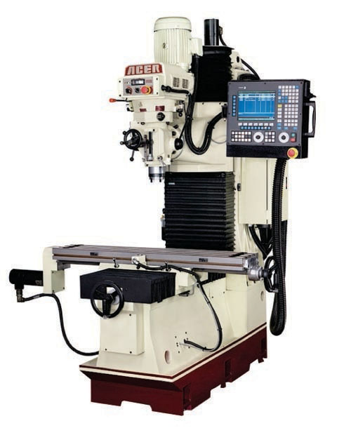 Milling Machines For Sale Used Metal Milling Machines >> New Acer Cnc Milling Machine For Sale Model E1050b With A Fagor